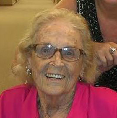 Mary F. Mauger (Atchison) 1924-2015