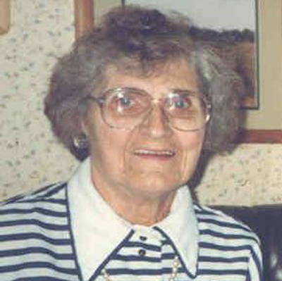 Mary Ann Maginnity 1916-2015