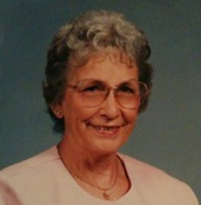 Betty Jean Ballinger 1928-2015