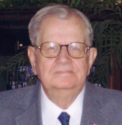 Carl A. Barklow, Jr 1925-2015